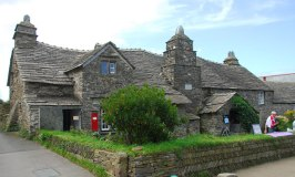 A Medieval Old Post Office in the Heart of Tintagel