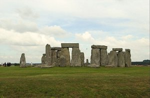 The mysterious Stonehenge