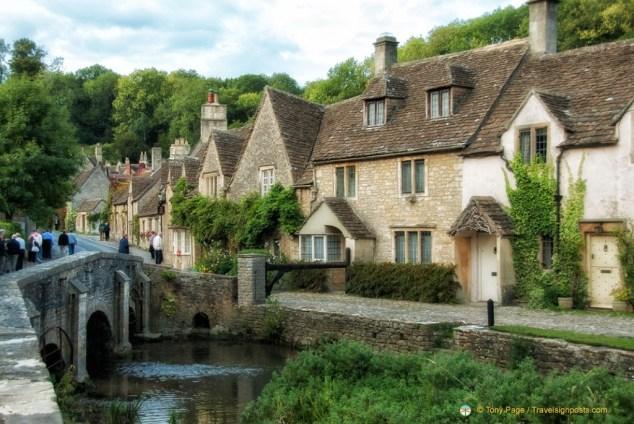 Castle Combe, The Prettiest Village in England, Wiltshire