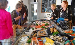 The Fish House – A Seafood Find in Ludlow