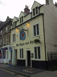 The Eagle and Child, Oxford Pub
