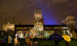 The Lumiere Festival Returns to Light Up Durham