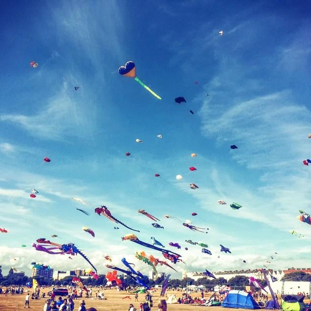 Southsea Common Kite Festival (C) Vikki Knowles
