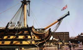 HMS Victory (C) Robin Sones