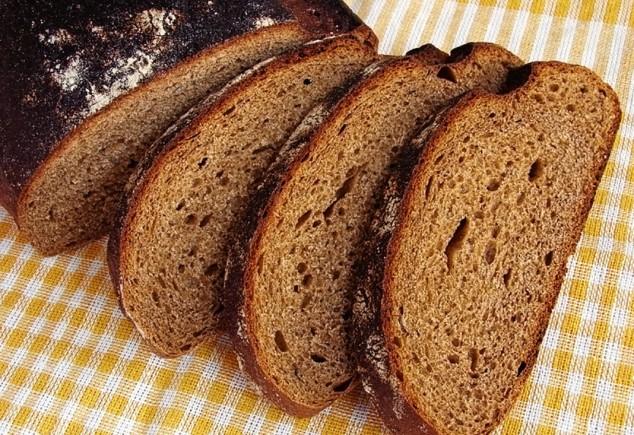Estonian rye bread