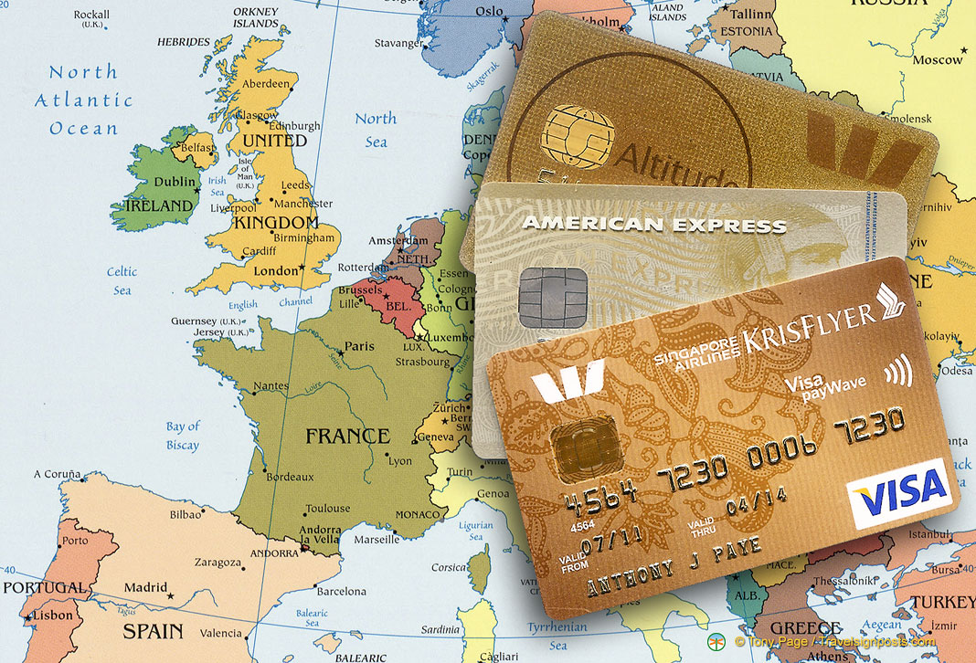 Using Credit Cards In Europe: What You Need To Know