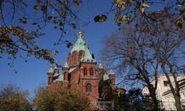 Uspenski Cathedral – Helsinki's Orthodox Church