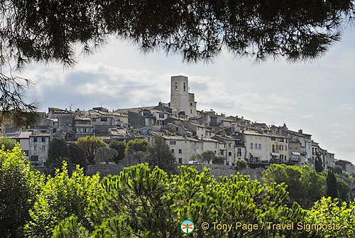 St-Paul de Vence - The View