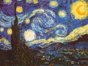 Starry Night from All Posters