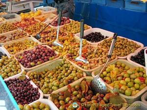 Olive varieties on sale