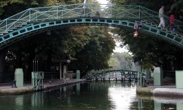 Canals of Paris