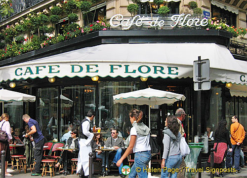 Café de Flore, Paris Cafe