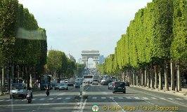 Champs-Elysées – Avenue of the Elysian Fields