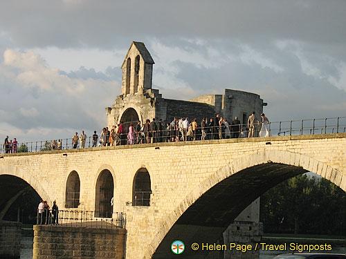 Pont St-Bénézet