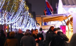 Marchés de Noël – Christmas Markets in Paris 2016
