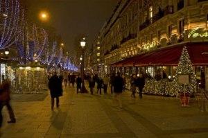 Marchés de Noël, Paris