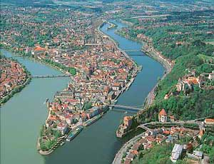 Passau The City Of Three Rivers Germany Travel - Rivers in germany