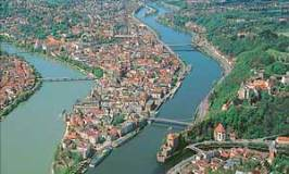 Passau – The City of Three Rivers