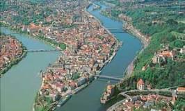 Passau – The City of Three Rivers