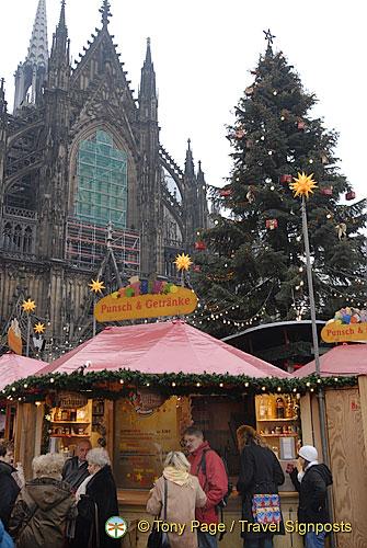 Cologne Weihnachtsmarkt