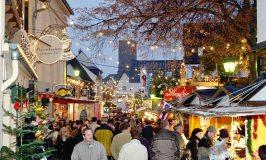 Rüdesheimer Weihnachtsmarkt der Nationen