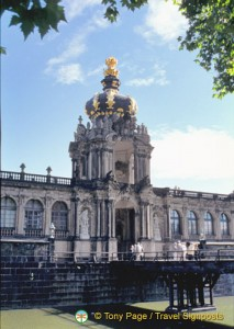 Dresden Zwinger Palace