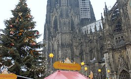 Christmas Markets in Cologne, the Cathedral City – 2017