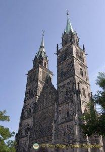 St. Lorenzkirche, Nuremberg