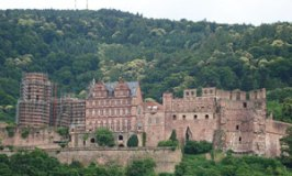 Vote 1 for Heidelberg Castle
