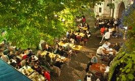 Hofbrauhaus Biergarten