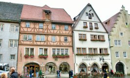 Rothenburg hotels