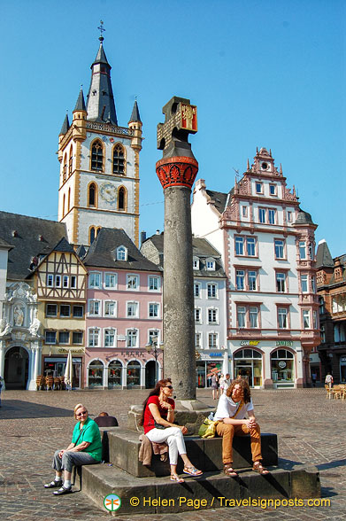 Trier Market Square