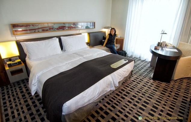 Berlin Intercontinental Hotel