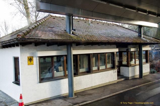 Customs Office at Stühlingen