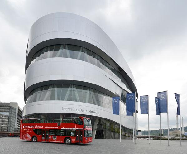 Mercedes-Benz-Museum