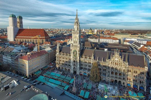 Munich Christkindlmarkt