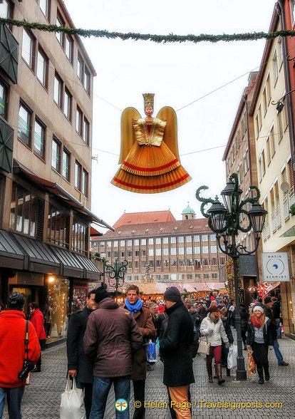 Nürnberg Christkindlesmarkt | Nuremberg Christmas Market | German ...