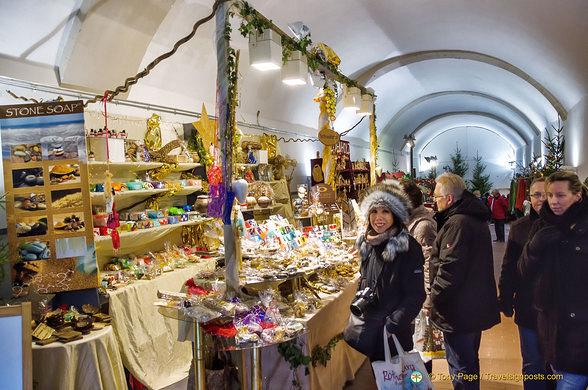 Rothenburg Christmas Market