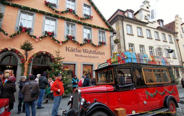 Käthe Wohlfahrt, Rothenburg