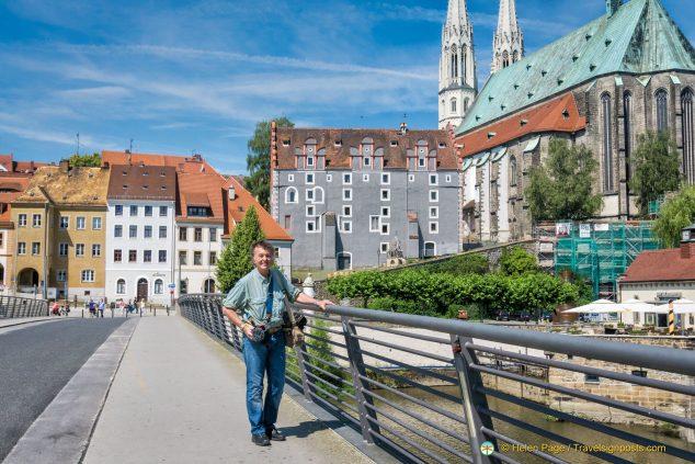 Görlitz Altstadt Brücke