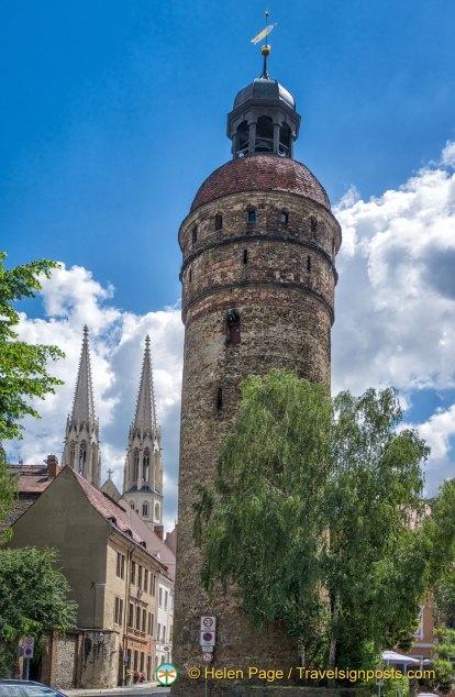 Görlitz Nikolaiturm