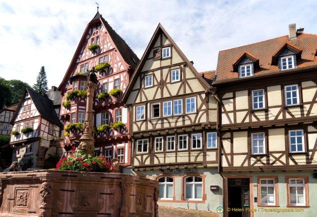 Schmuckkästchen Hotel Miltenberg