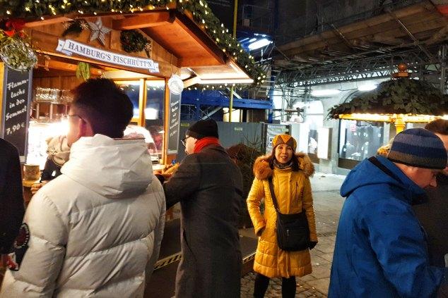 Munich Christmas Market Food
