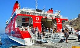 Santorini Ferry