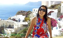 Santorini - Live from the magical village of Oia