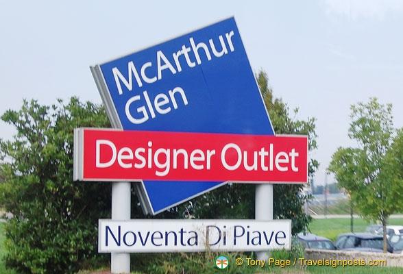 Veneto Designer Outlet | Designer Outlets | Venice