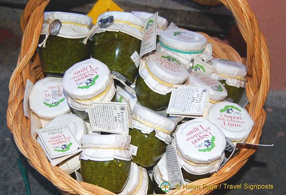Pesto from Cinque Terre