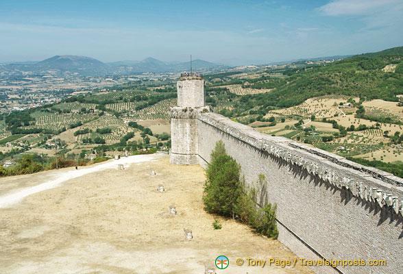 La Rocca Assisi