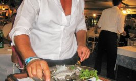 Zi'Ntonio Mare – A Fine Seafood Restaurant in Sorrento