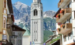 The Dolomites: Live from Cortina d'Ampezzo
